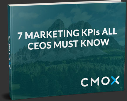 7 marketing KPIs all CEO's must know