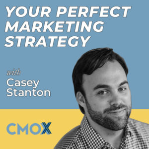 Your Perfect Marketing Strategy podcast card