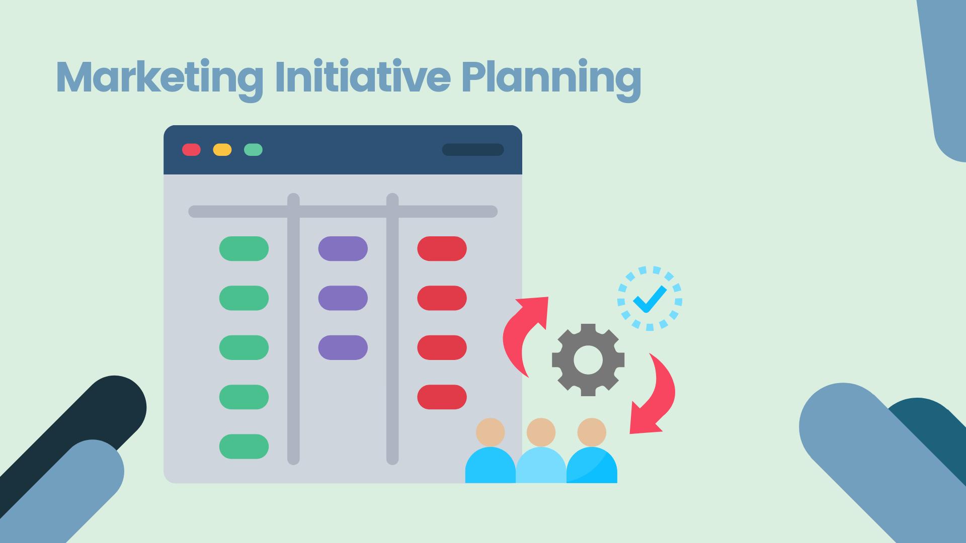 Marketing Initiative Planning