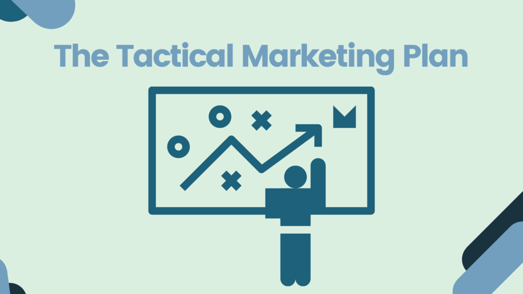 Tactical Marketing Plan